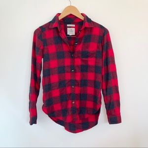 American Eagle Outfitters Women's Flannel
